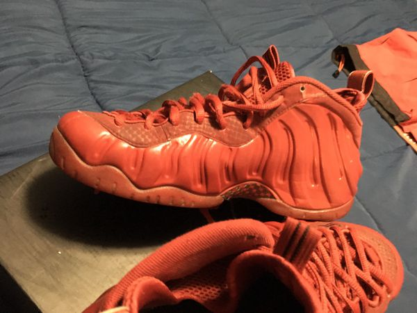 Red October FoamPosits