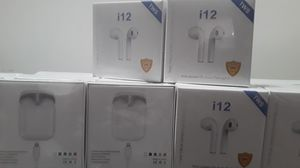i12 BLUETOOTH HEADPHONES for Sale in Los Angeles, CA