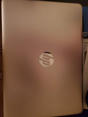 Hp laptop, wireless mouse, charger for Sale in Decatur, AL