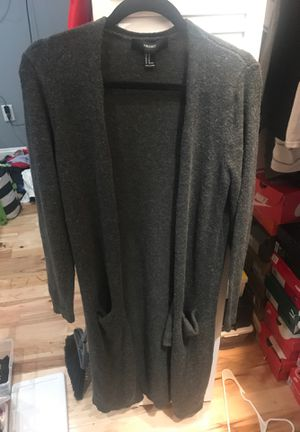 Cardigan from forever 21 for Sale in Philadelphia, PA
