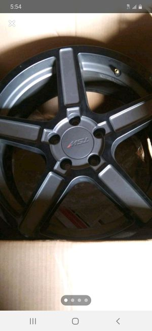 17 inch rims for Sale in Idaho Falls, ID