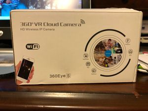 360 degree VR cloud camera for Sale in Chattanooga, TN