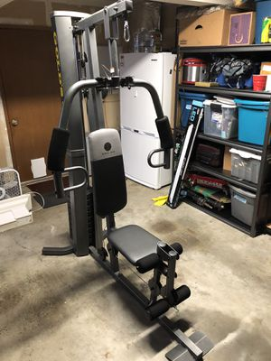 Golds Gym XRS 50 for Sale in Edmonds, WA