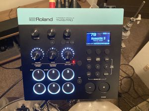 Roland TM-6 Pro Drum Trigger Module for Sale in Lynnwood, WA