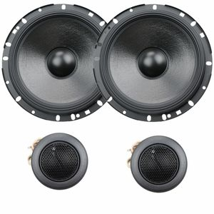 "ALPINE S-S65C 6.5"" 480W COMPONENT CAR AUDIO STEREO SPEAKER SYSTEM NEW for Sale in San Diego, CA"