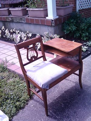 Antique Solid Cherry 'telephone' table for Sale in Versailles, KY