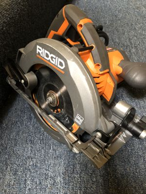 Ridigid Saw 6 1/2 for Sale in Oakland, CA