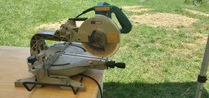 Makita saw, chopsaw, makita for Sale in Leesburg, VA
