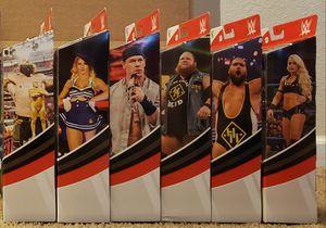 WWE Elite 76 Series - Otis, Lacy Evans, John Cena, Strowman, Tucker, & xtra Mandy Rose for Sale in Fresno, CA