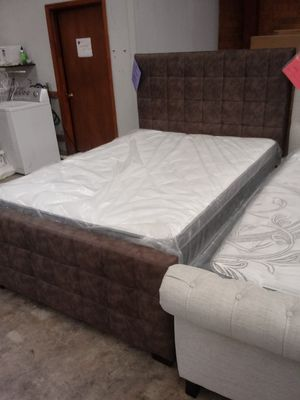 Queen Allure Bed Frame for Sale in Greensboro, NC