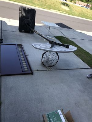 Basketball hoop for Sale in Rolesville, NC