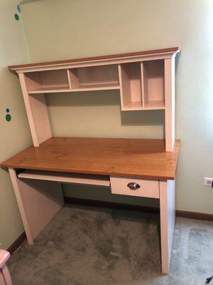 A. Sauder desk for Sale in Plainfield, IL