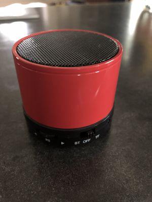 Exclusive Bluetooth Speaker $15 OBO for Sale in Hamden, CT