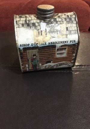 Vintage maple syrup tin for Sale in Orangeburg, SC