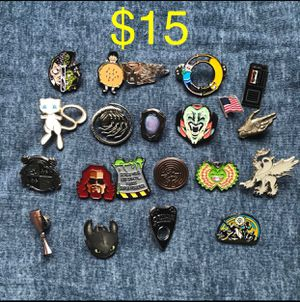 Pins for Sale for Sale in Clifton, NJ