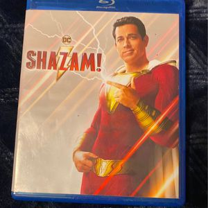 Shazam Movie for Sale in Manteca, CA