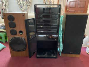 Kenwood Home Stereo System for Sale in San Gabriel, CA