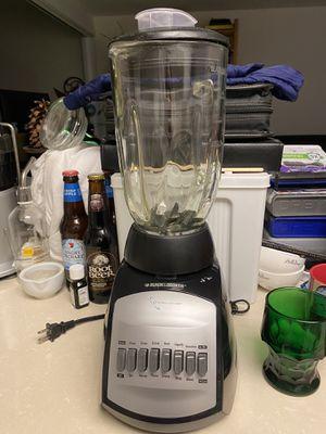 Black & decker cyclone blender glass pitcher for Sale in Tustin, CA
