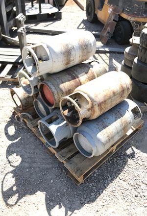 8 Steel Forklift LP tanks for Sale in North Las Vegas, NV