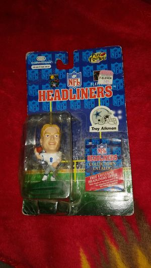Troy Aikman NFL Headliners $13 for Sale in Aberdeen, WA