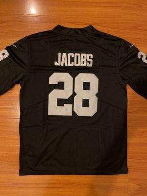 Josh Jacobs Los Angeles Oakland Las Vegas Raiders NFL Football Jersey for Sale in Fontana, CA