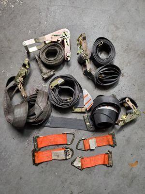 Straps, ratchet straps for Sale in Brandon, FL