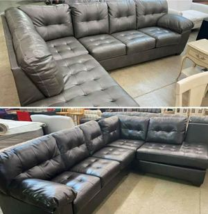 🍒 BEST Offer Alliston Gray LAF Sectional 78 for Sale in Jessup, MD