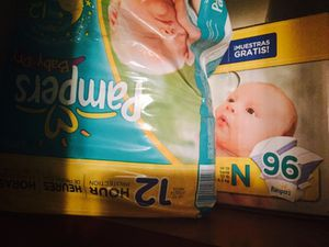 Pampers-newborn for Sale in Mount Pleasant, PA