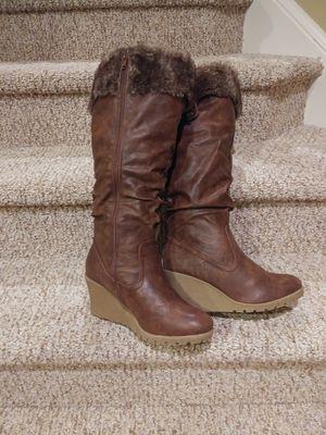 New Women's Size 10WW Avenue Boots WIDE CALF & WIDE WIDTH for Sale in Woodbridge, VA