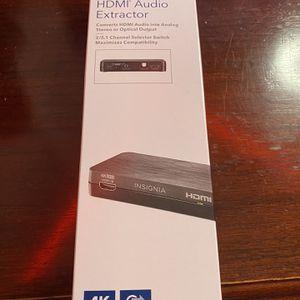 Insignia HDMI Audio Extractor for Sale in Orlando, FL
