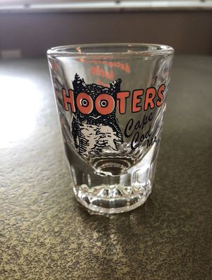 Hooters Cape Cod Shot Glass for Sale in Estero, FL