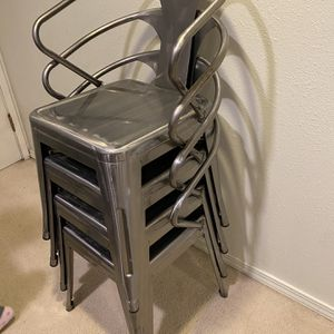 Metal Chairs for Sale in Seattle, WA