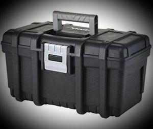 Husky 16-Inch Rugged Hand Tool Box with Metal Latch for Sale in Fairfax, VA