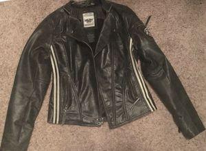 NWOT Harley Davidson Leather Jacket for Sale in Baxter, MN