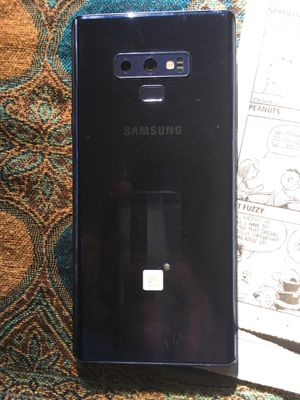 Samsung galaxy note 9 for Sale in Bend, OR