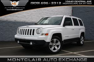 2012 Jeep Patriot for Sale in Montclair, CA