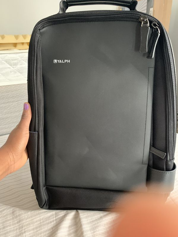 Yalph laptop backpack
