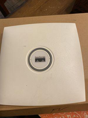 Cisco AIR WIFI WIRELESS MODEL AIR AP1131AG for Sale in Huntington Beach, CA