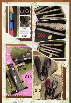 Hair stylist tools for Sale in Watsontown, PA