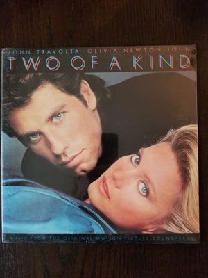 Two of a Kind Vinyl LP Album NEW John Travolta Oliva Newton John for Sale in Darien, IL