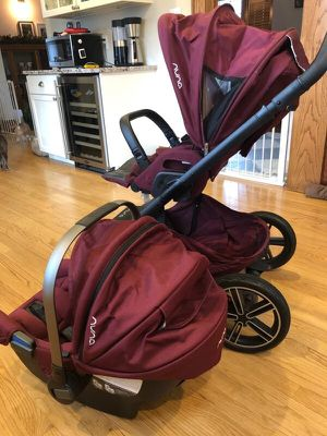 Stroller nuna Mixx2 for Sale in San Bernardino, CA