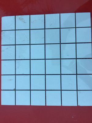 Modern tile mosaic porcelain white polished $2 each square feet for Sale in Miami, FL