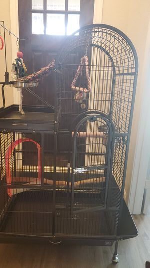 Big bird cage for Sale in Tomball, TX