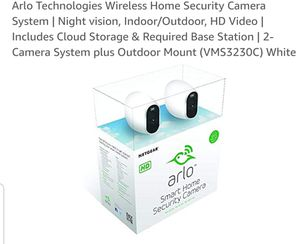 Arlo Security Cameras - New in Box for Sale in Hillsboro, OR