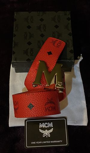 Designer belt for Sale in San Antonio, TX