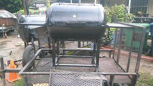 BBQ Grill 120 gallon for Sale in Tampa, FL