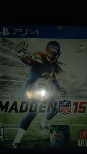 Madden 15 PS4 GAME for Sale in Riverside, CA