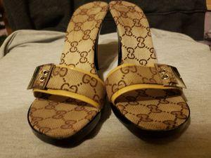 Gucci shoes/ Gucci stiledos for Sale in Fresno, CA