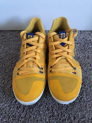 Boys basket ball shoe size 6.5 Kyrie Mac Cheese for Sale in Salt Lake City, UT