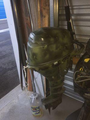 Mercury 9.9 outboard motor for Sale in Ogden, UT